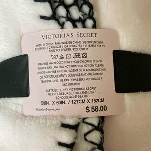 Victoria's Secret Other - Brand New Victoria's Secret Blanket
